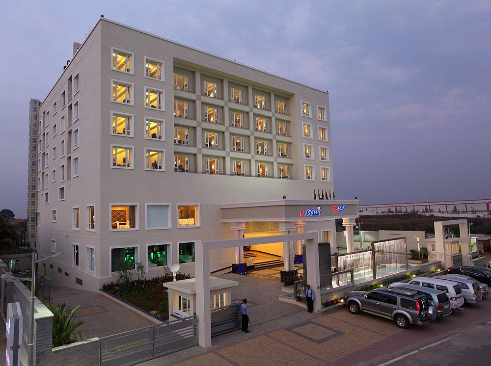 La Classic Hotel - Hotel and accommodation in India in Bengaluru / Bangalore