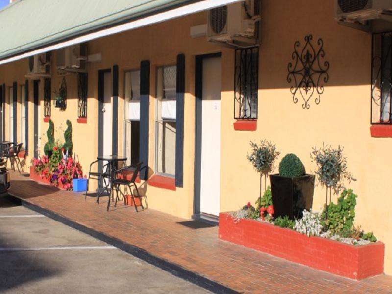 Inverell Motel - Hotell och Boende i Australien , Inverell