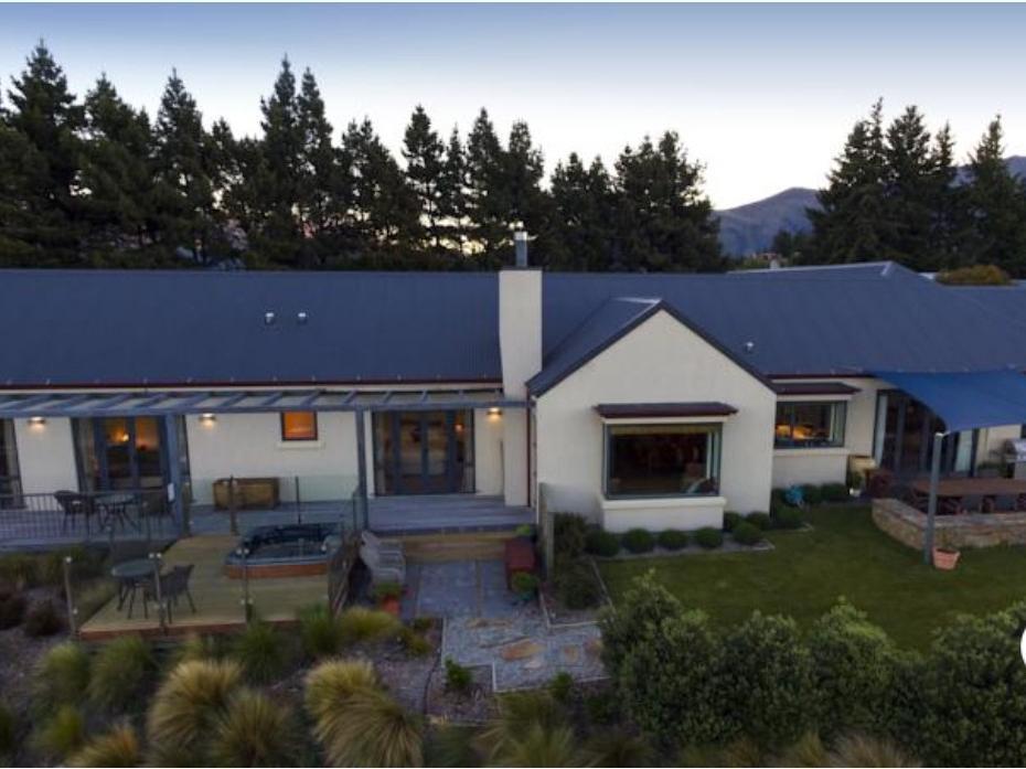 Websters on Wanaka Lodge - Hotell och Boende i Nya Zeeland i Stilla havet och Australien