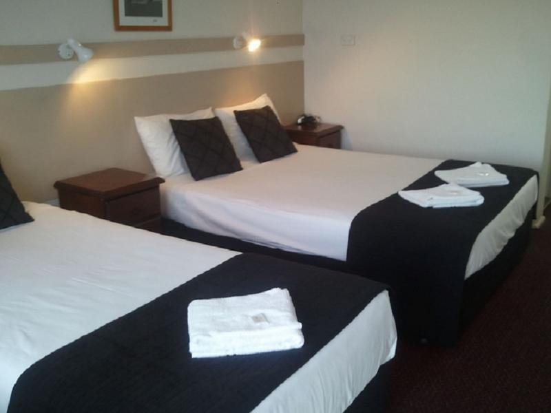 Parkdrive Motel - Hotell och Boende i Australien , Kempsey