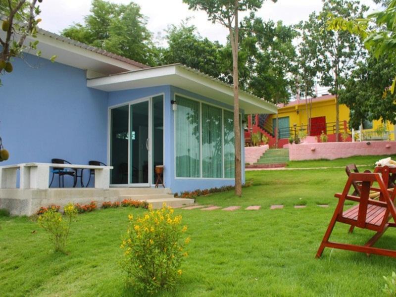 เดอะ เซนส์ รีสอร์ท แอท สวนผึ้ง : ที่พักสวนผึ้ง จ.ราชบุรี