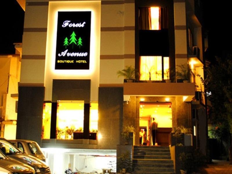 Hotel Forest Aveneue - Dehradun