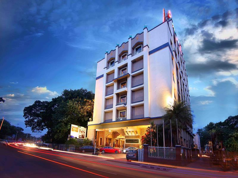 Royal Court - Hotel and accommodation in India in Madurai