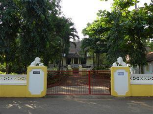 Hotel Quinta Da Graca North Goa - The Facade