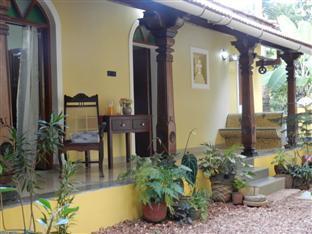Hotel Quinta Da Graca North Goa - The Veranda