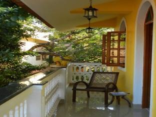 Hotel Quinta Da Graca North Goa - Balcony/Terrace