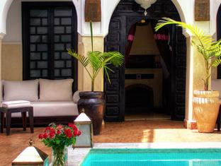 Riad Aliya Marrakech - Hotellet från insidan