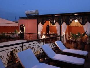 Riad Aliya Marrakech - Balkong/terrass
