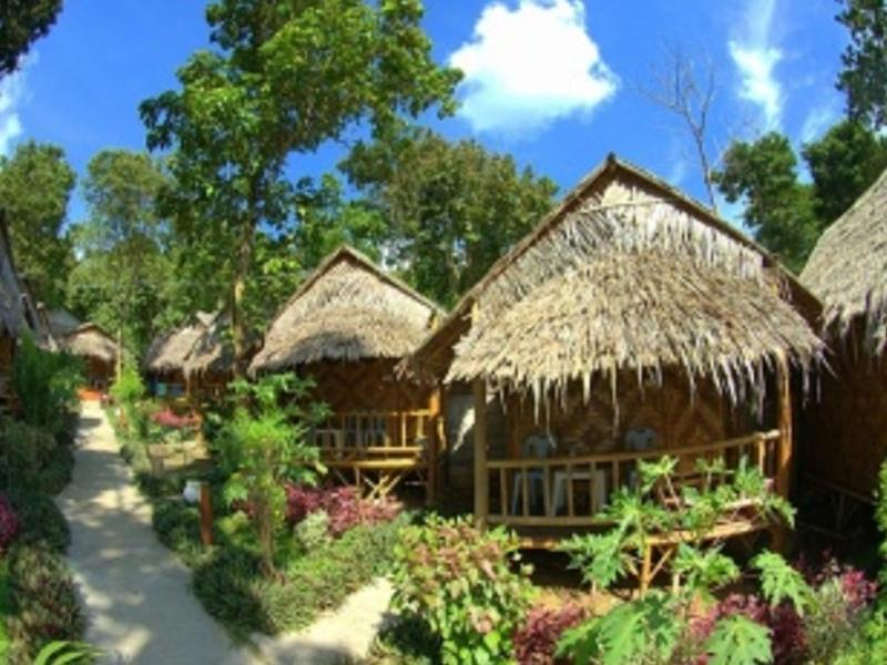 Phutawan Bamboo Resort - Hotels and Accommodation in Thailand, Asia