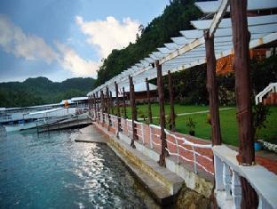 Philippines Hotel Accommodation Cheap | Hidden Island Resort Siargao Islands - Landing Pier