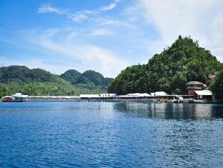 Philippines Hotel Accommodation Cheap | Hidden Island Resort Siargao Islands - Beach
