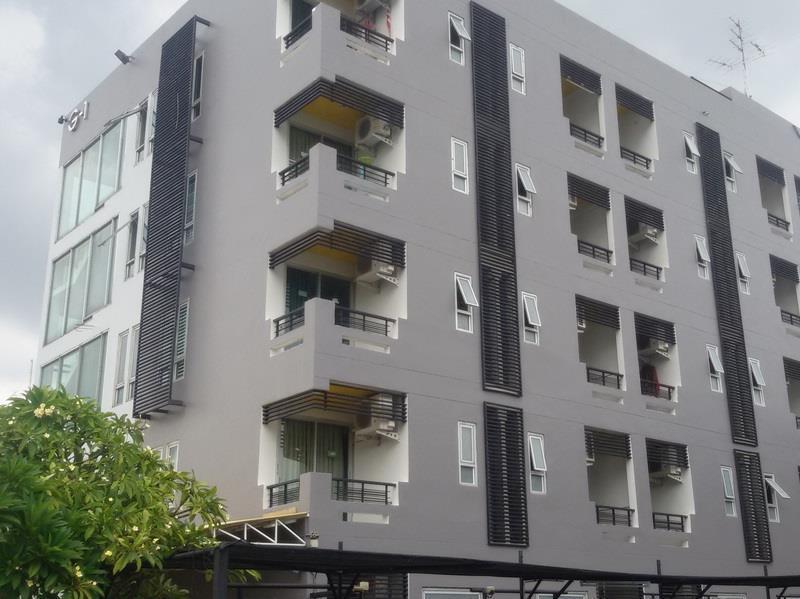 G-1 Mansion - Hotell och Boende i Thailand i Asien