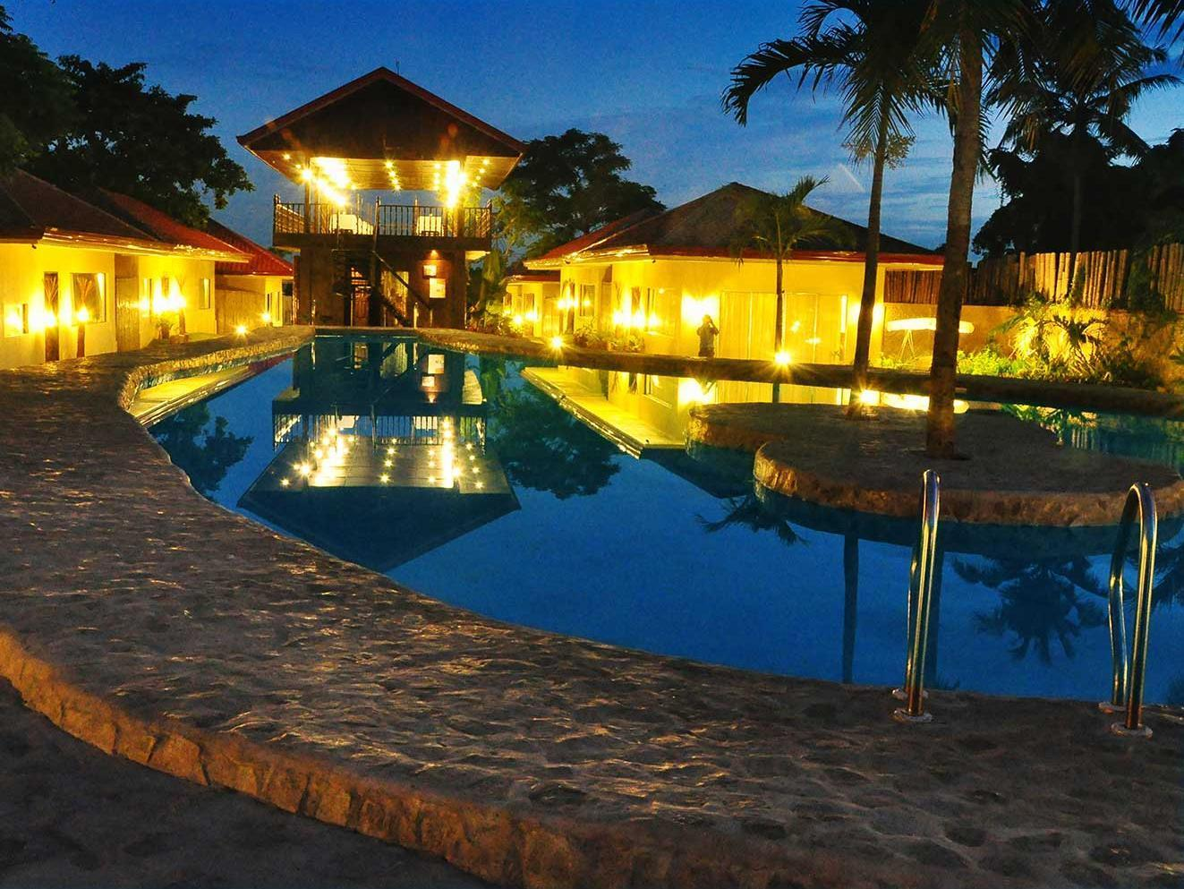 Agila Pool Villas Resort Cebu City - Svit