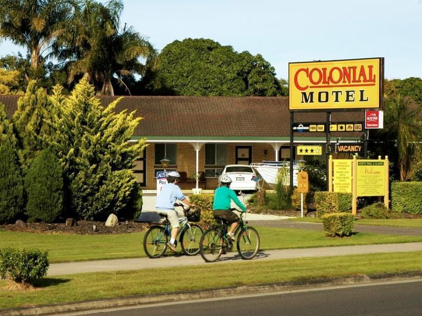Ballina Colonial Motel - Hotell och Boende i Australien , Ballina