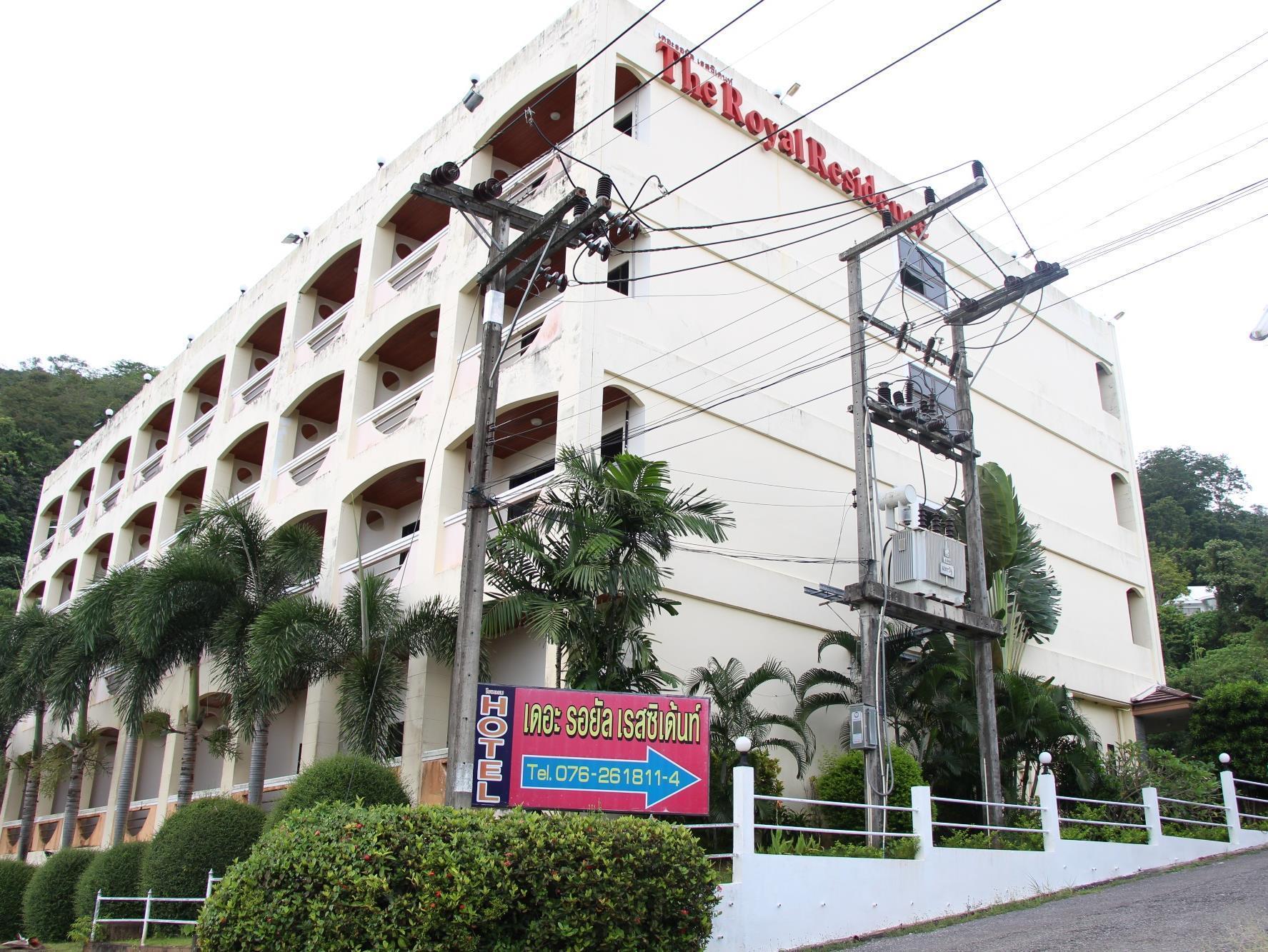 Royal Residence Hotel Phuket - Exterior del hotel