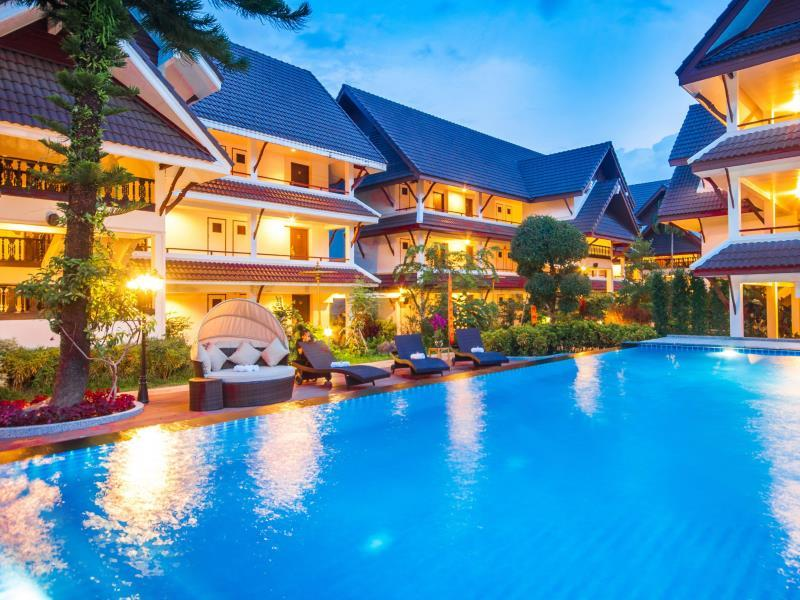 Nak Nakara Hotel - Hotels and Accommodation in Thailand, Asia
