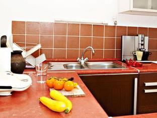 Danube Andrassy Apartment Budapest - Kitchen