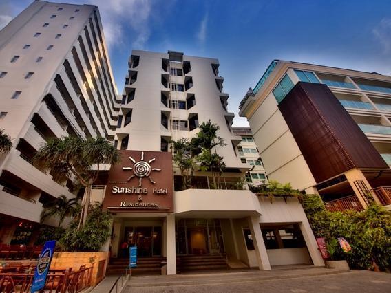 Sunshine Tower Pattaya