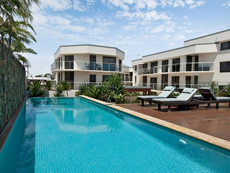 Bayview Beachfront Apartments - Hotell och Boende i Australien , Byron Bay