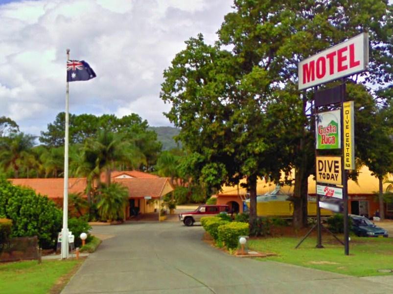 Costa Rica Motel - Hotell och Boende i Australien , South West Rocks
