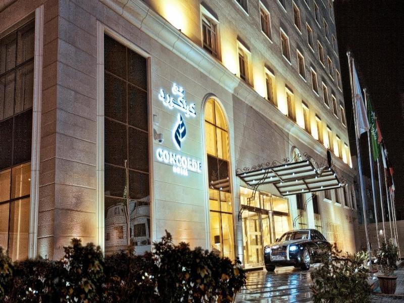 فندق كونكورد الدوحة الدوحة - المظهر الخارجي للفندق