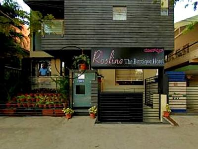 Roseline The Boutique Hotel - Hotel and accommodation in India in Bengaluru / Bangalore