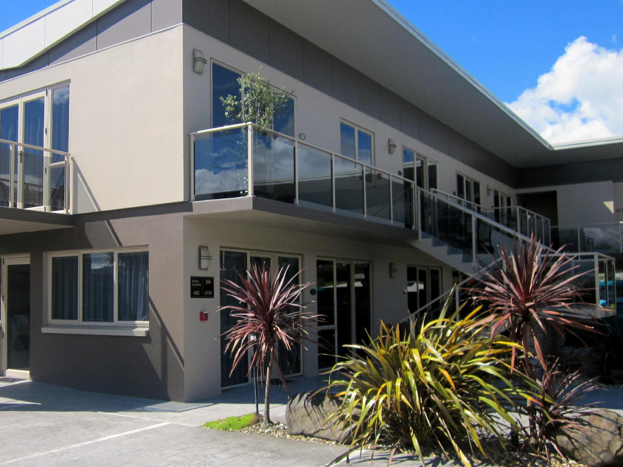 Emerald Spa Motor Inn - Hotels and Accommodation in New Zealand, Pacific Ocean And Australia