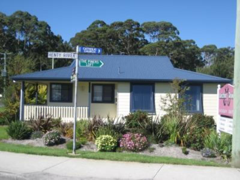 Anchor Down Cottages - Hotell och Boende i Australien , Strahan