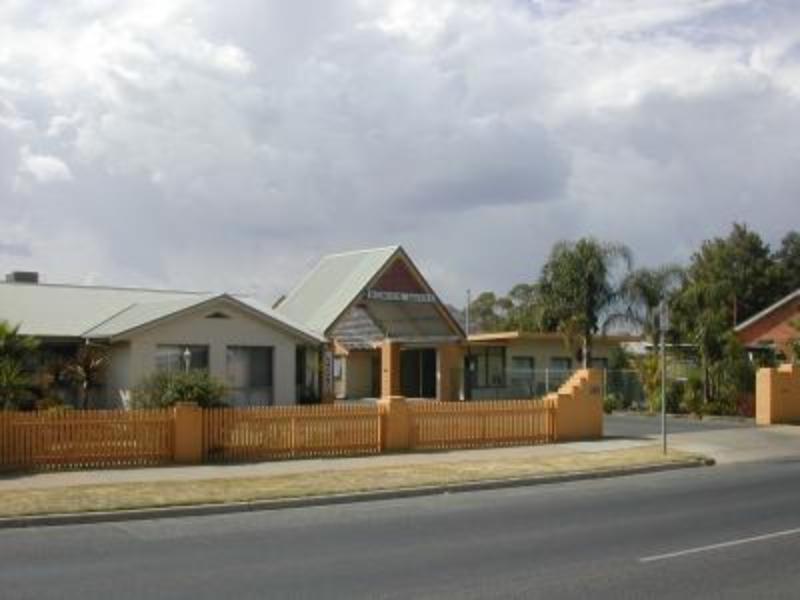 Echuca Motel - Hotell och Boende i Australien , Echuca / Moama