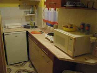 Urban Apartment Zagyvaszántó - Kitchen