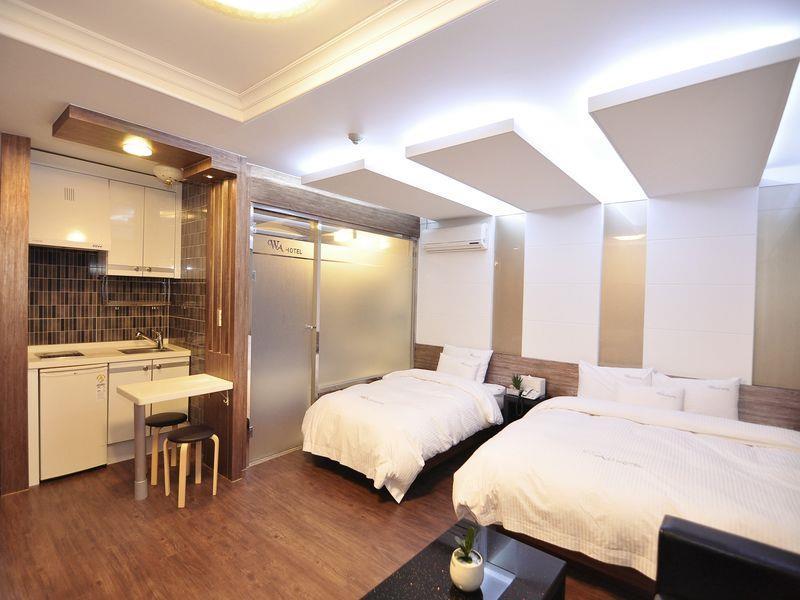 Haeundae WA Hotel - Hotels and Accommodation in South Korea, Asia