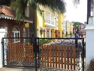 Costa Del Sol Holiday Homes South Goa - Entrance