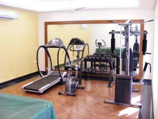Costa Del Sol Holiday Homes South Goa - Gymnasium