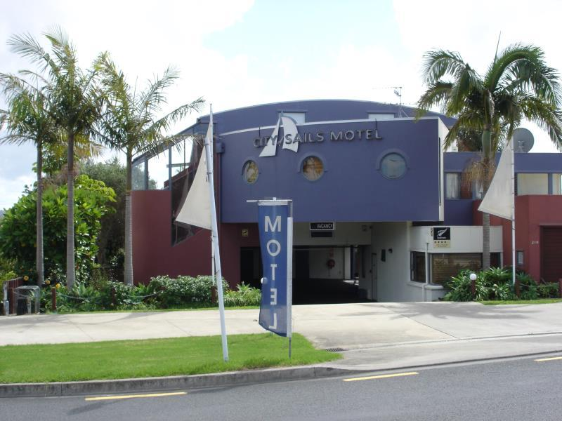 City of Sails Motel - Hotels and Accommodation in New Zealand, Pacific Ocean And Australia