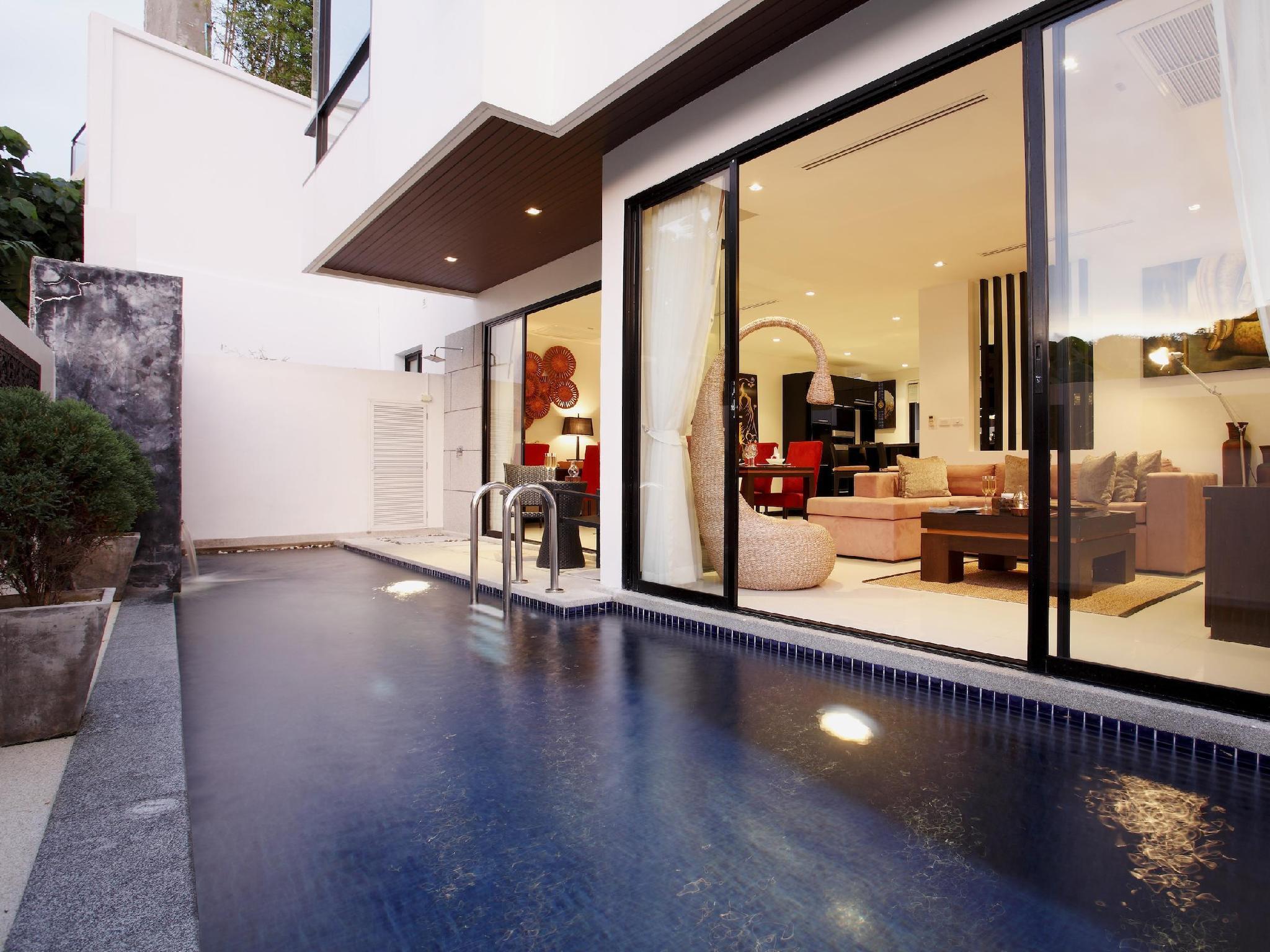 Hotell Phuket Deluxe Rentals – By The Lake i Naiharn, Phuket. Klicka för att läsa mer och skicka bokningsförfrågan
