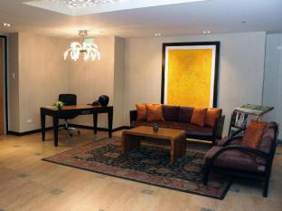 The Royal Mandaya Hotel Davao - Luksuzni salon