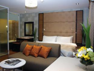 The Royal Mandaya Hotel डावाओ - सुइट कक्ष