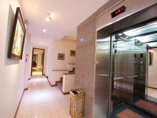 Aranya Hotel Hanoi - Hotellet indefra