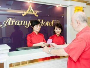 Aranya Hotel Hanói - Recepción