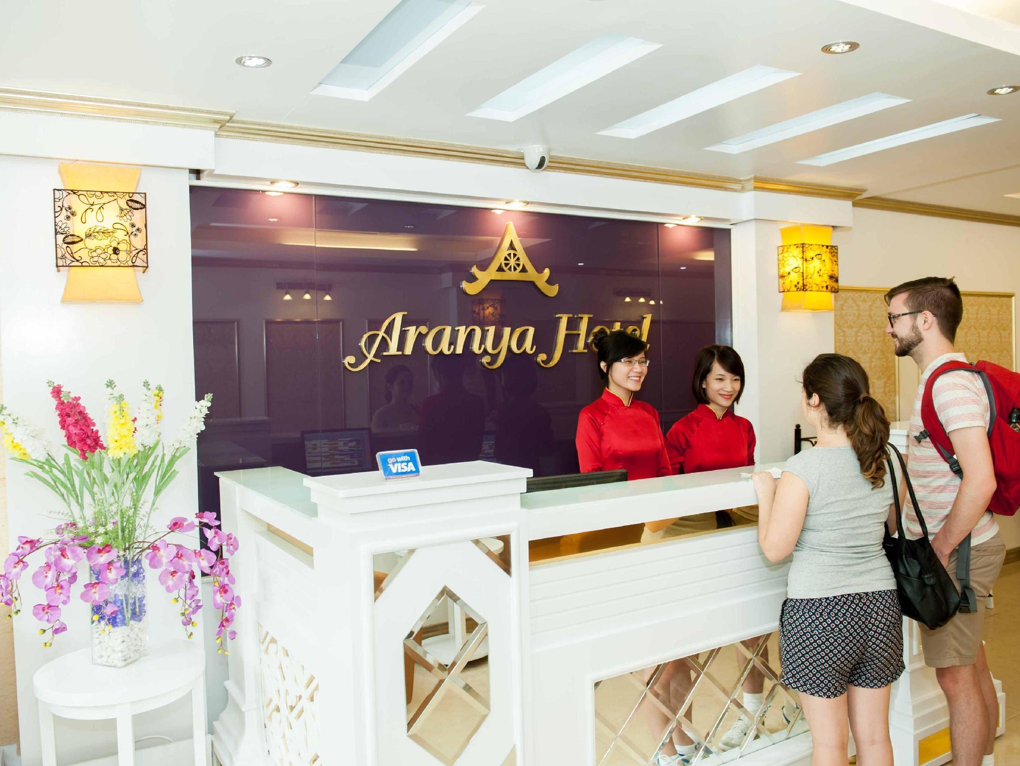 Aranya Hotel - Hotell och Boende i Vietnam , Hanoi