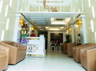 Aranya Hotel Hanói - Entrada