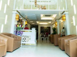 Aranya Hotel Hanoi - Indgang