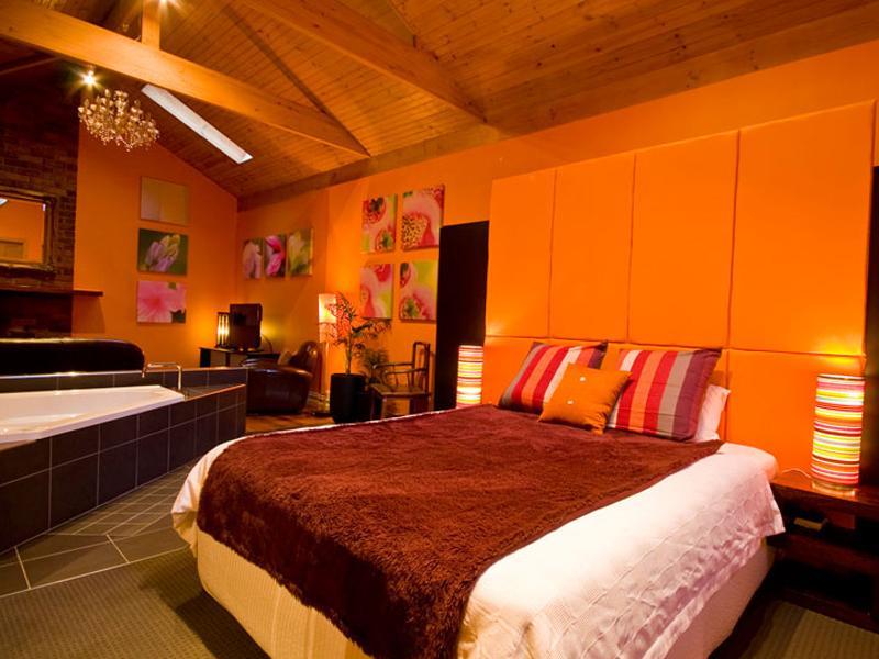 Linden Gardens Rainforest Retreat - Hotell och Boende i Australien , Mount Dandenong Ranges