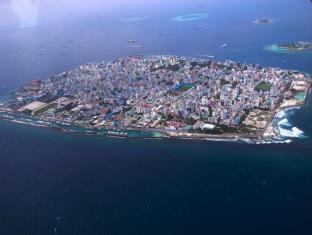 Male City and Airport Hotels | Villingili View Inn Male City and Airport - Male' City Ariel View