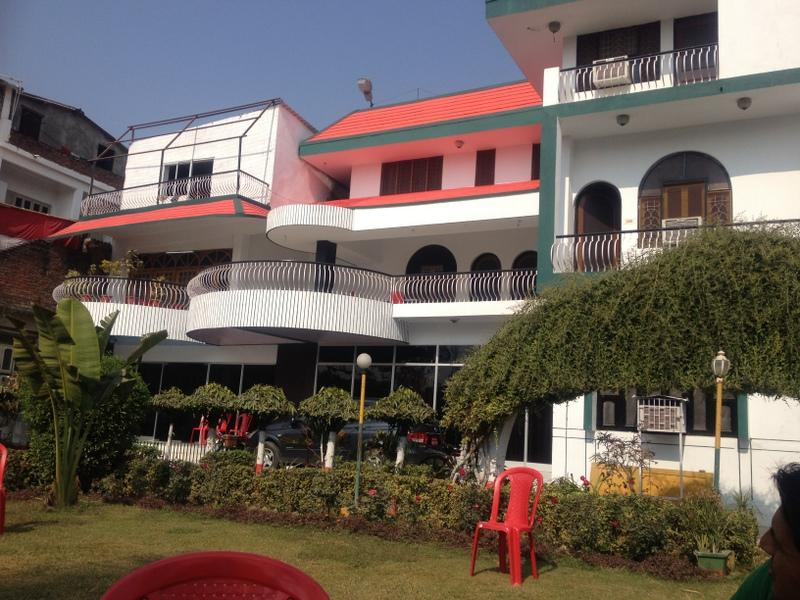 Hotel Buddha International - Hotel and accommodation in India in Bodh Gaya