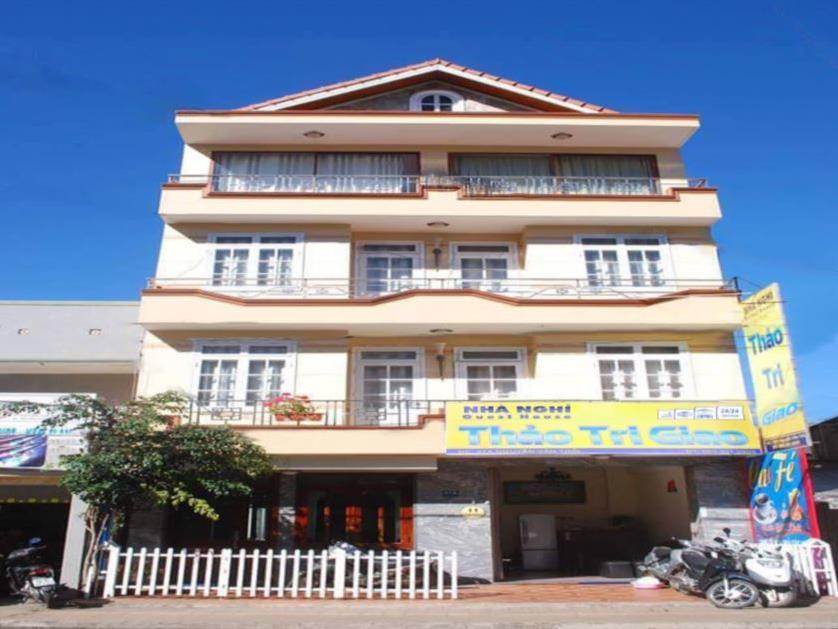 Tri Giao Hotel - Hotell och Boende i Vietnam , Dalat