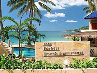 Patong Beach Front Suites Phuket - Hotelli välisilme