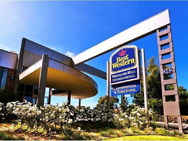Best Western Wheelers Hill International - Hotell och Boende i Australien , Melbourne