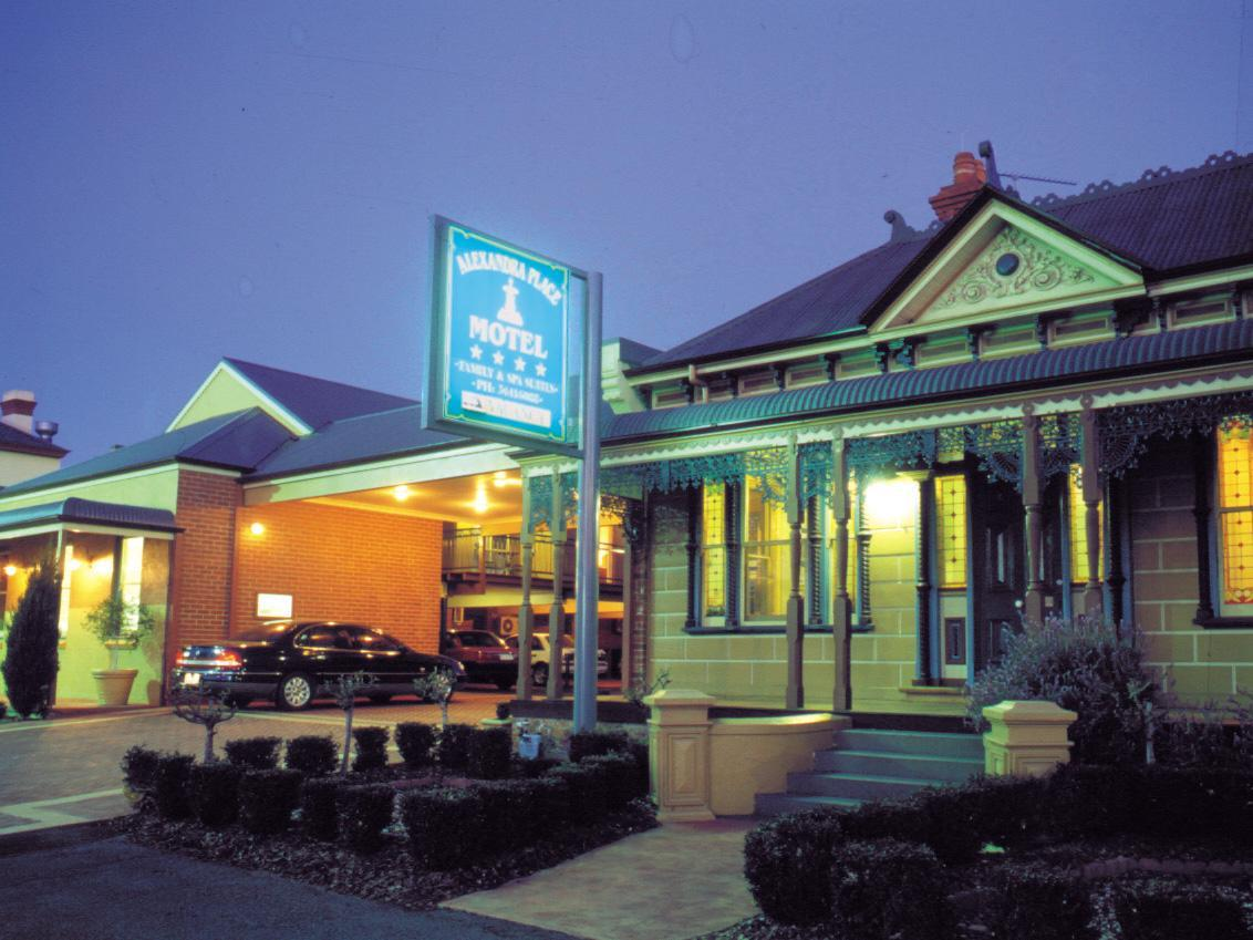 Alexandra Place - Hotell och Boende i Australien , Bendigo
