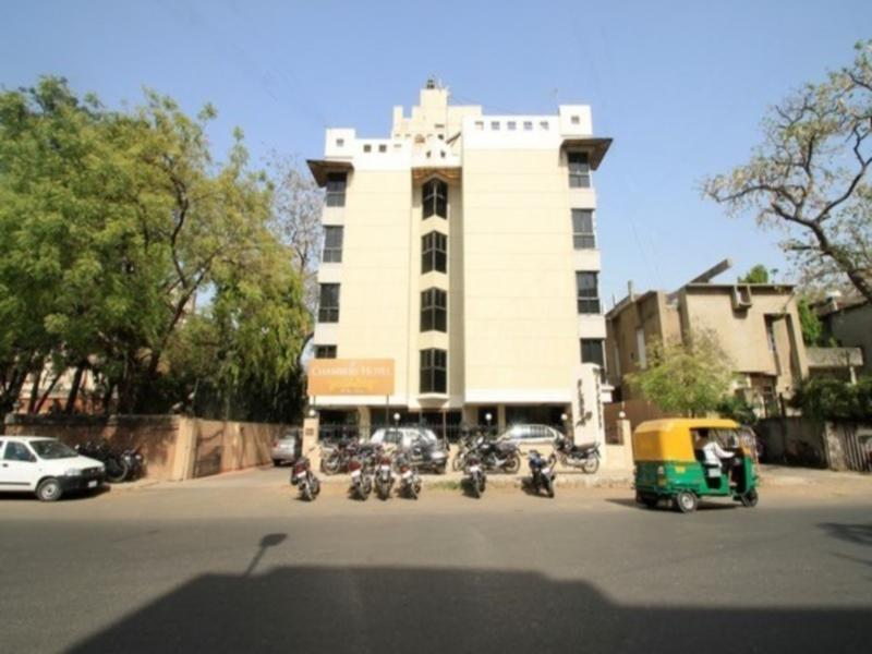 The Chambers Hotel - Hotel and accommodation in India in Ahmedabad